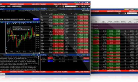 IB証券でオプション取引