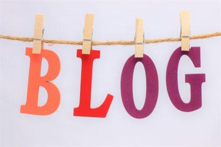 ブログを書くと収益向上
